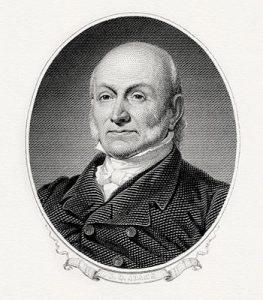 Presidential Portrait of John Quincy Adams