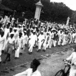 Quit India Movement Procession