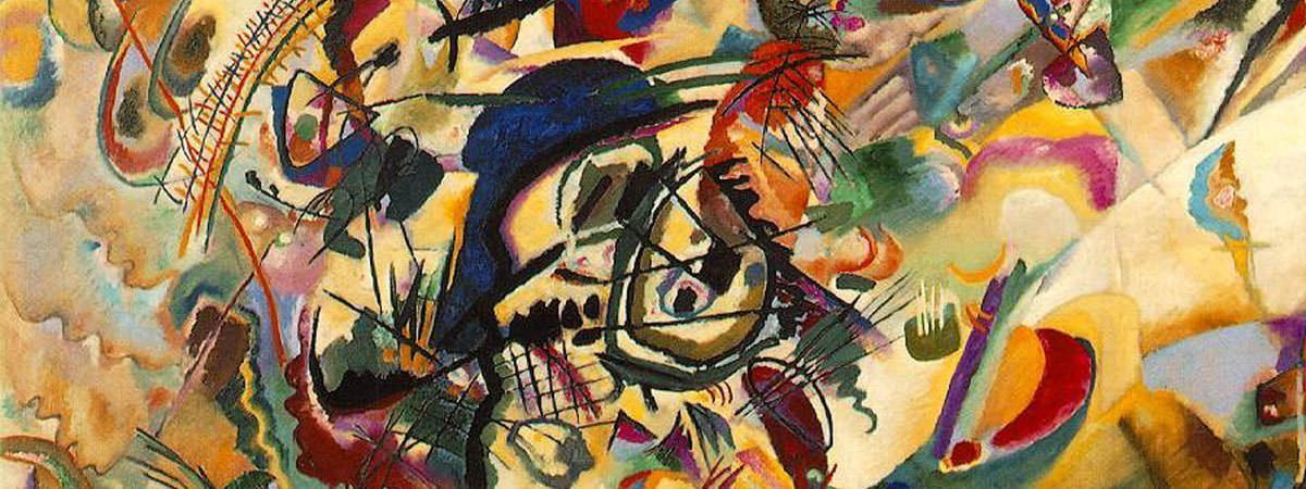 Wassily Kandinsky Famous Paintings Featured