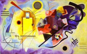 Yellow-Red-Blue (1925) - Kandinsky Wassily
