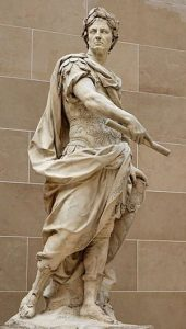 1696 Statue of Julius Caesar