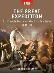 Francis Drake's Great Expedition book