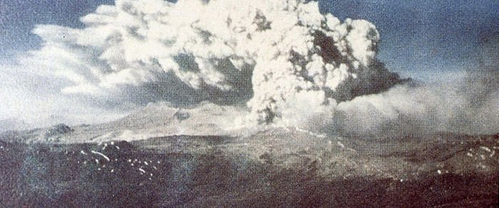 Eruption of Cordon Caulle