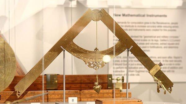 Military compass of Galileo