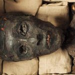 Mummy of King Tutankhamun