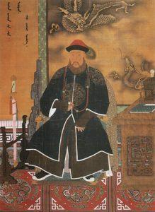 Portrait of Dorgon