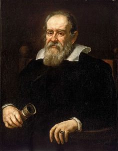1636 Portrait of Galileo Galilei