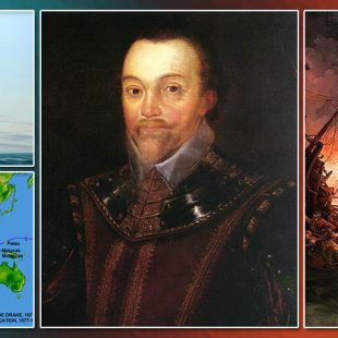 10 Major Accomplishments of Sir Francis Drake