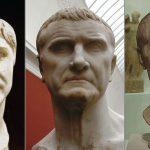 Pompey, Crassus and Julius Caesar