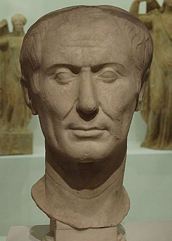 The Tusculum Portrait of Julius Caesar