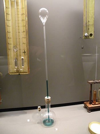 Thermoscope of Galileo Galilei