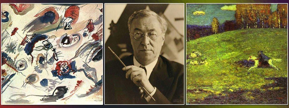 1906 Portrait of Wassily Kandinsky