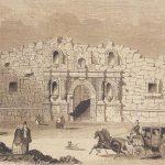 Alamo in the 1830s