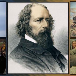 10 Most Famous Poems of Alfred Lord Tennyson
