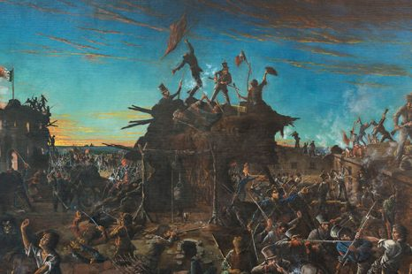 10 Interesting Facts About The Battle of The Alamo