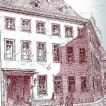 Depiction of Hof zum Gutenberg