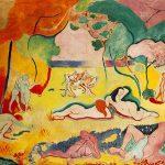 Le bonheur de vivre (1906) - Henri Matisse