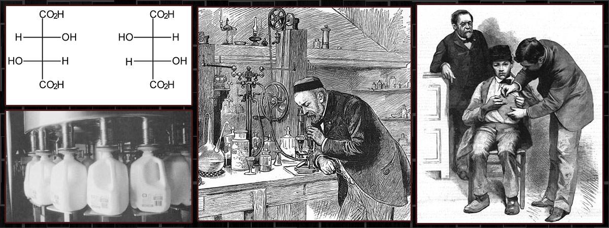 Louis Pasteur Contribution Featured