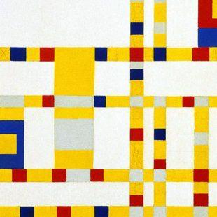 Piet Mondrian Most Famous Painting
