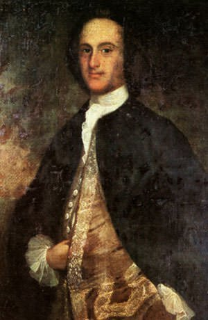 Portrait of Juan Vicente Bolivar y Ponte