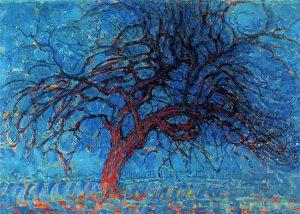 The Red Tree (1910) - Piet Mondrian