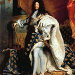 Portrait of Louis XIV of France