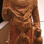 Sui dynasty statue of Avalokitesvara Boddhisattva