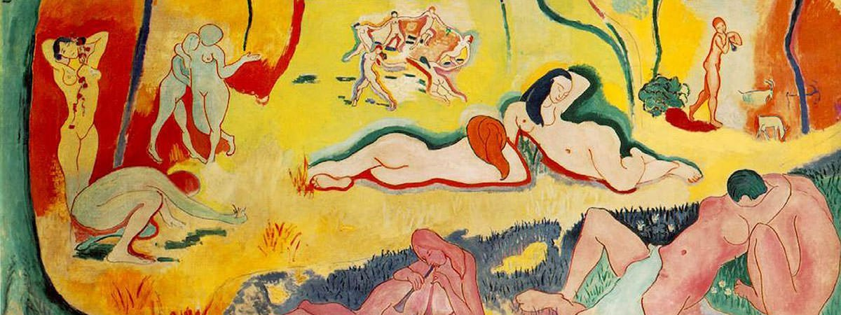 Bathers by a River (1917) - Henri Matisse