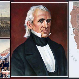 10 Major Accomplishments of James K Polk