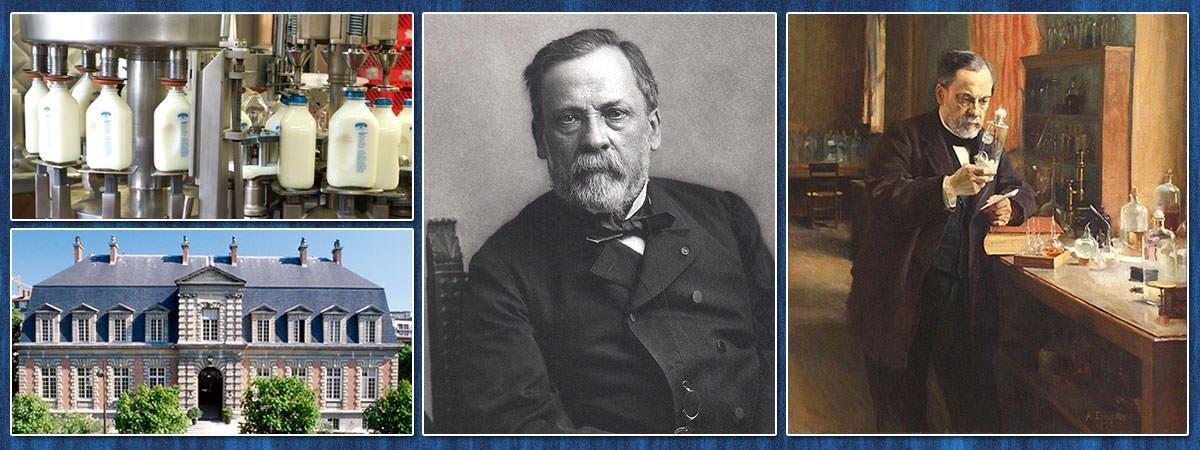 Louis Pasteur Facts Featured