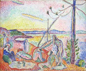 Luxe, Calme et Volupte (1904) - Henri Matisse