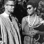 Malcolm X and Maya Angelou
