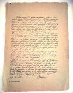 Carta de Jamaica by Simon Bolivar