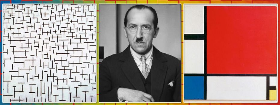 Piet Mondrian | 10 Facts On The Famous Abstract Artist