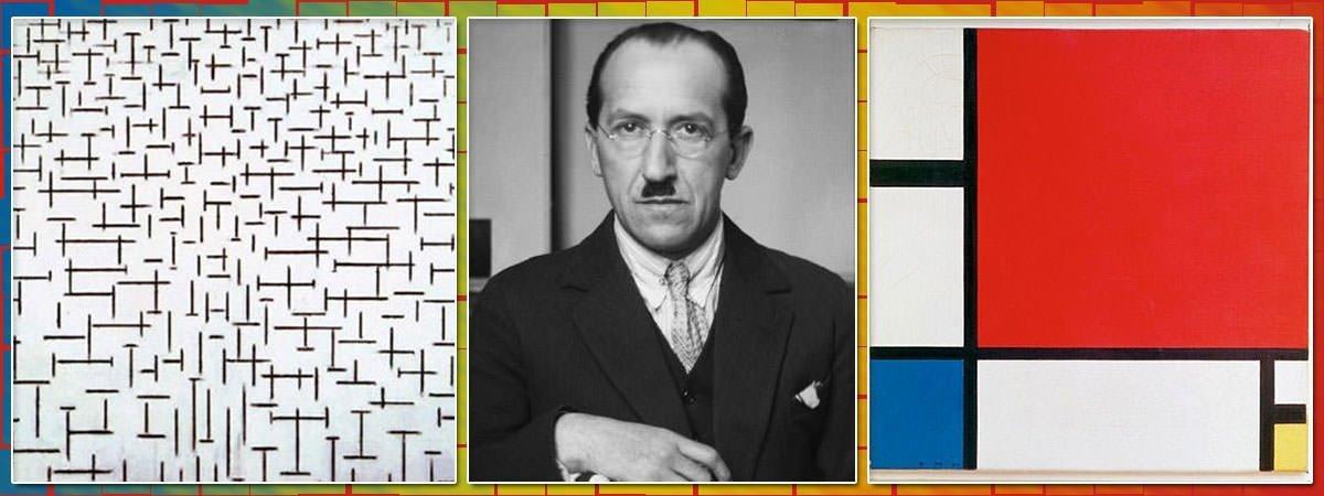 Piet Mondrian dress by Yves Saint Laurent