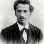 Piet Mondrian in 1899