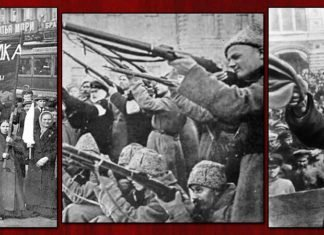 Russian Revolution Facts Featured