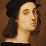 Self-portrait of Raphael