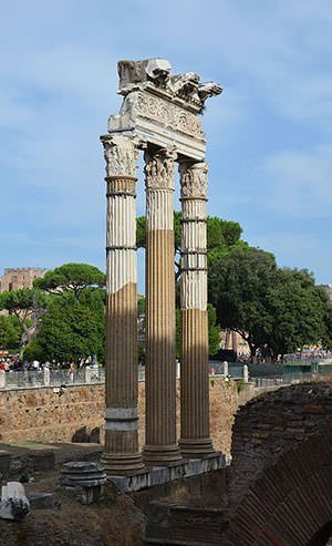 The Forum of Caesar