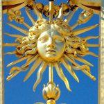 Sun King emblem