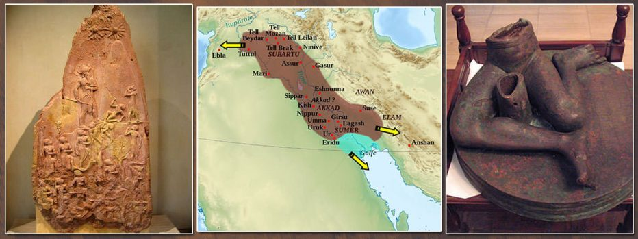 10 Interesting Facts On The Akkadian Empire of Mesopotamia