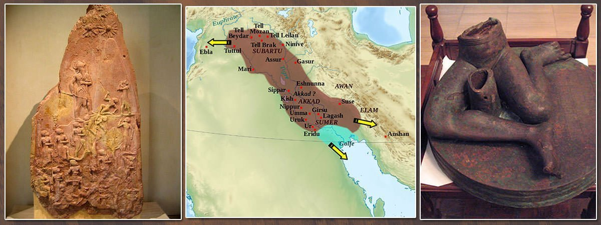 10 Interesting Facts On The Akkadian Empire of Mesopotamia ...