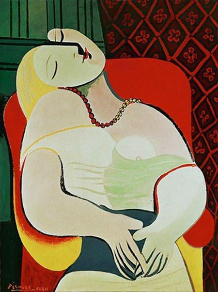 Le Reve (1932) - Pablo Picasso