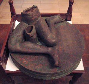 The Bassetki Statue