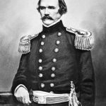 Albert Sidney Johnston in 1860-62