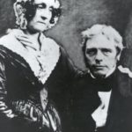 Michael Faraday and Sarah Barnard