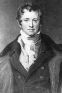 Portrait of Sir Humphry Davy
