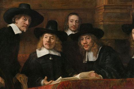 10 Most Famous Paintings by Rembrandt van Rijn