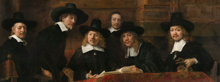 10 Most Famous Paintings by Rembrandt van Rijn