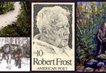 Robert Frost Famous Poems Featured